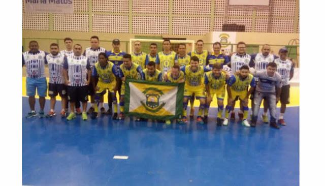 Horizonte Futsal despacha o Itapiúna e enfrenta o Jijoca na semi do 2º turno.