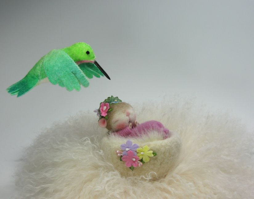 Babes soft as feathers starring tiffany doll and olivia 9