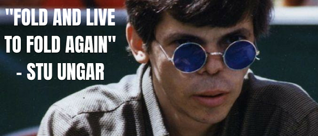 Best Poker Quotes Stu Ungar