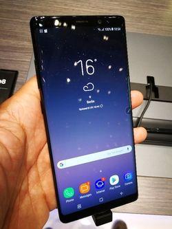 Le prochain cell phone Galaxy S9 pourrait être lancé très tôt en 2018, dès le mois de janvier.