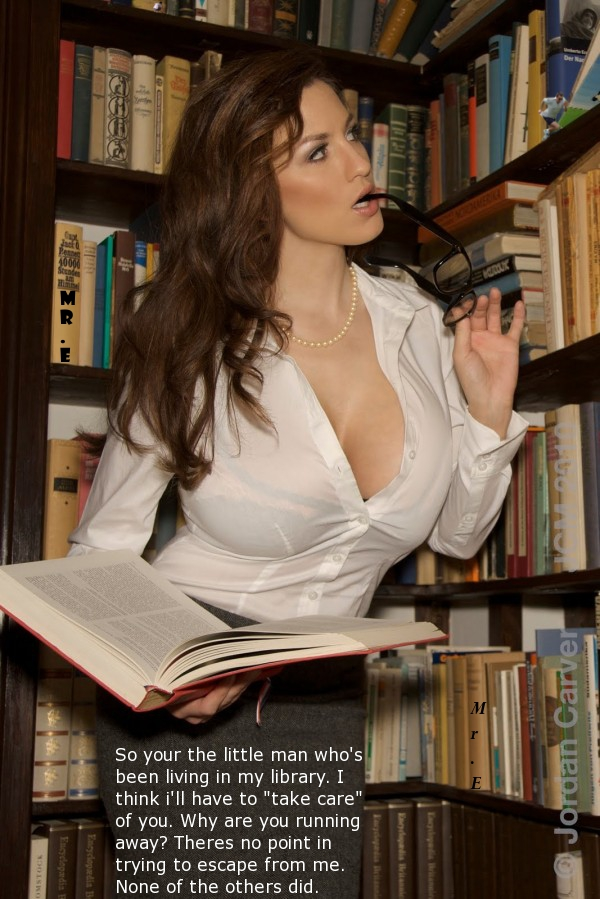Angela white library