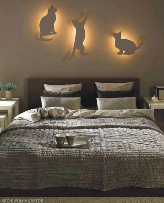 decoracao-de-parede-gatinhos-iliuminados