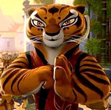 kung fu panda 2 po and tigress relationship