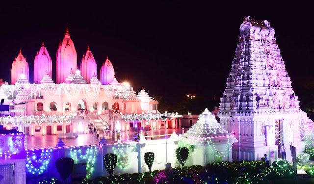 shri-sidhata-ashram-mandir-celebrate-janmashtmi-faridabad