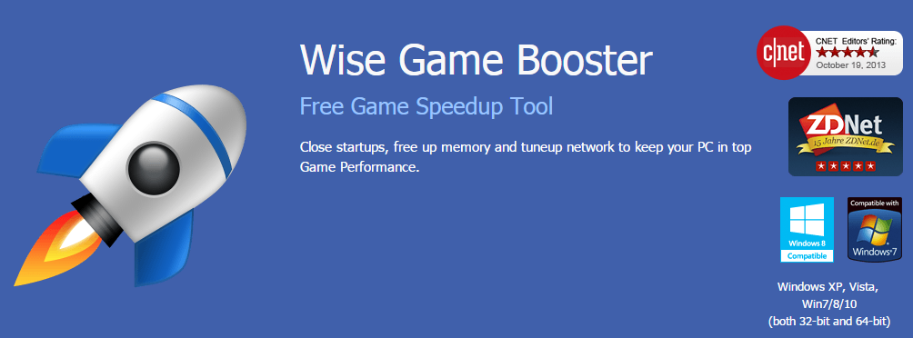 Wise Game Booster 1 3 8 47 Portable - Software Updates