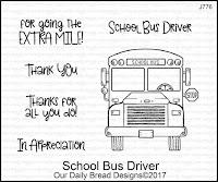 ODBD School Bus Driver