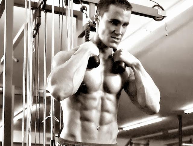 ¿Cómo se puede entrenar el mismo músculo todos los días con buenos resultados?