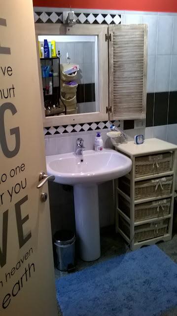 il bagno 3 della villa a mozzo via mozzi