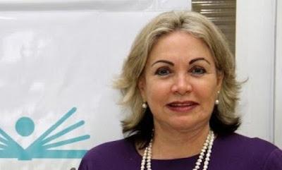 MARIA INES FINI PRESIDENTE DO INEP COTADA PARA GOVERNO BOLSONARO