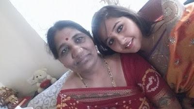 kajal raghwani mother