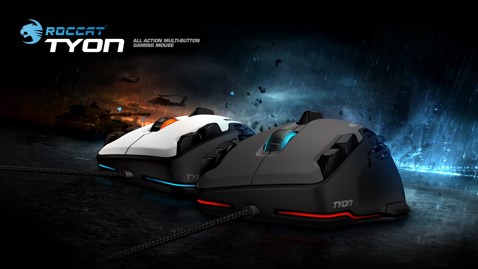 f0671cec844 Flash Games Blog: ROCCAT TYON Best Laser Gaming Mouse