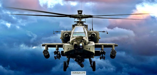 Apache Helicopter: the Indian Air force armoury is all set to get modernised & more mightier by housing the new Apache Guardian Attack Helicopter