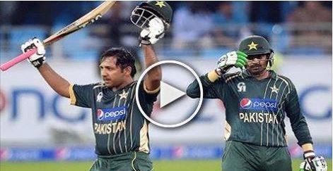 Sarfraz ahmed 76 Runs Against New Zealand in T20, sarfraz ahmad, CRICKET, SPORTS,