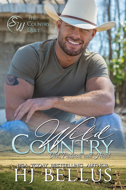 Wild Country by HJ Bellus #NewRelease #99c