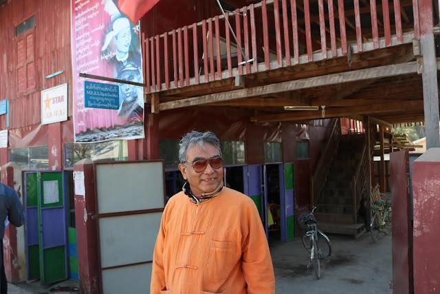 ၿဖိဳးသီဟခ်ိဳ (Myanmar Now) ● အင္းေလးကန္မွာ စိုက္ပ်ဳိးေရးအစား တျခားလုပ္ငန္းေတြ ေျပာင္းလဲလုပ္ကိုင္သင့္တယ္ (အင္တာဗ်ဴး)