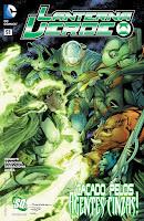 Os Novos 52! Lanterna Verde #51