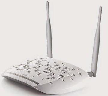 TD-W 8961ND+ADSL2 300 Mbps