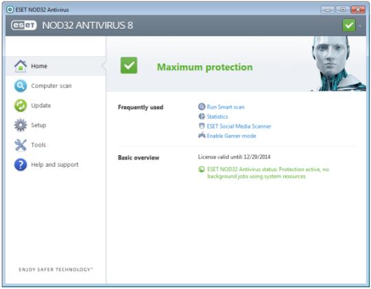 ESET NOD32 Terbaru (Software Antivirus Malware Terbaik)