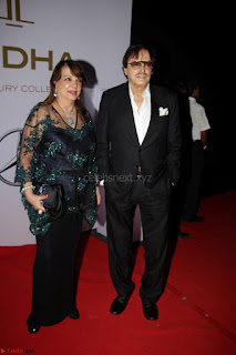 Pallavi Jaikishan Celete 45year In Industry witha beautiful Fashion Show 60.JPG