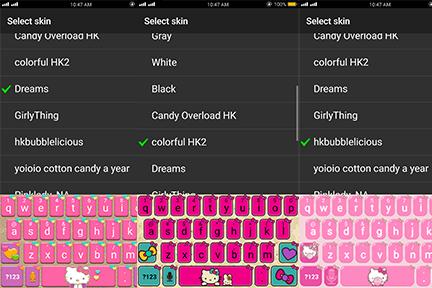 Oppo Apply Smart Keyboard Pro Skins