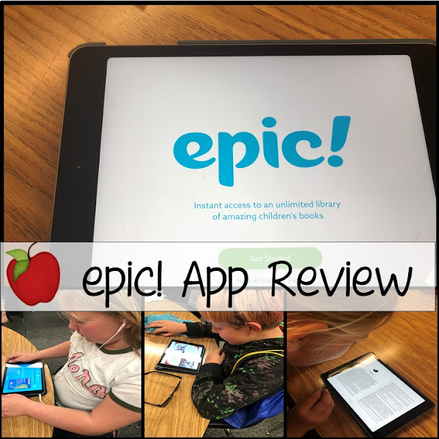 epic! app review
