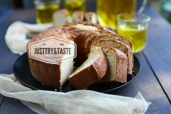 Resep Brown Sugar Pound Cake