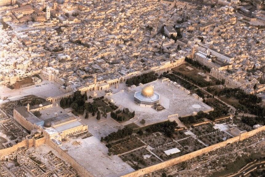 masjidil Aqsha - Haram Assyarif