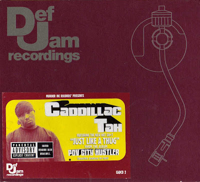 Caddillac Tah – Just Like A Thug (2001) (Promo CDS) (FLAC + 320 kbps)