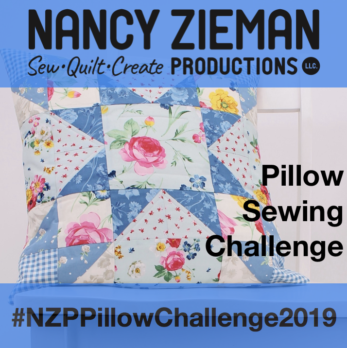 Pillow Sewing Challenge