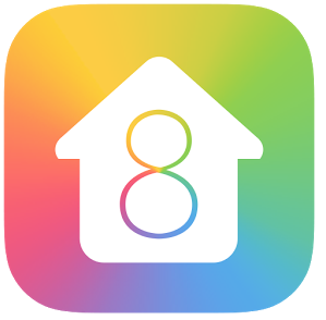 Download iOS 8 Launcher APK for Android