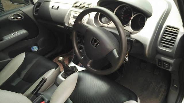 harga Honda New City tahun 2003