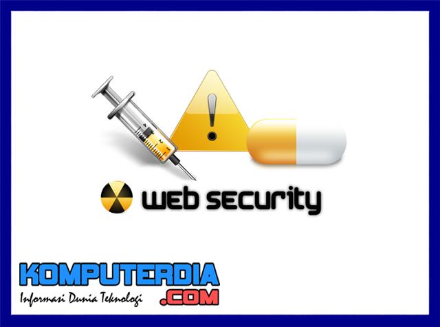 Konsep dasar untuk keamanan web dan web service