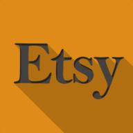 etsy square icon