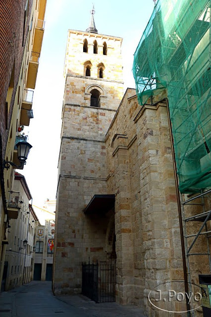 Iglesia San Vicente, Teatro Principal, Zamora
