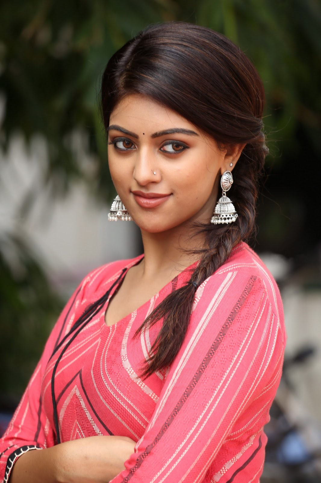 Beauty Galore Hd  Beautiful Anu Emmanuel Hd Photos-6016