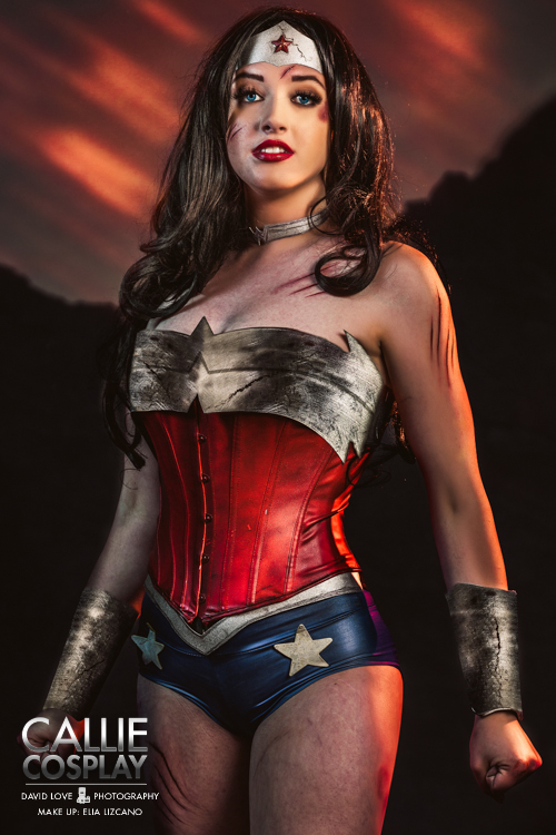 Nude Cosplay Babes The Hottest Wonder Woman Cosplay-7770