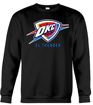 El Thunder Hoodie, El Thunder Sweatshirt