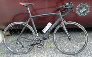 Stolen Bicycle - Scott CR1 10