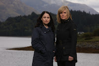 Siobahn Finneran and Laura Fraser in Loch Ness (The Loch) (17)