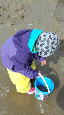 Kurztrip ans Meer bei jedem Wetter - Reisen mit Kindern