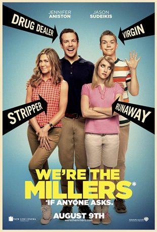 We're the Millers 2013 BRRip 720p Dual Audio In Hindi English