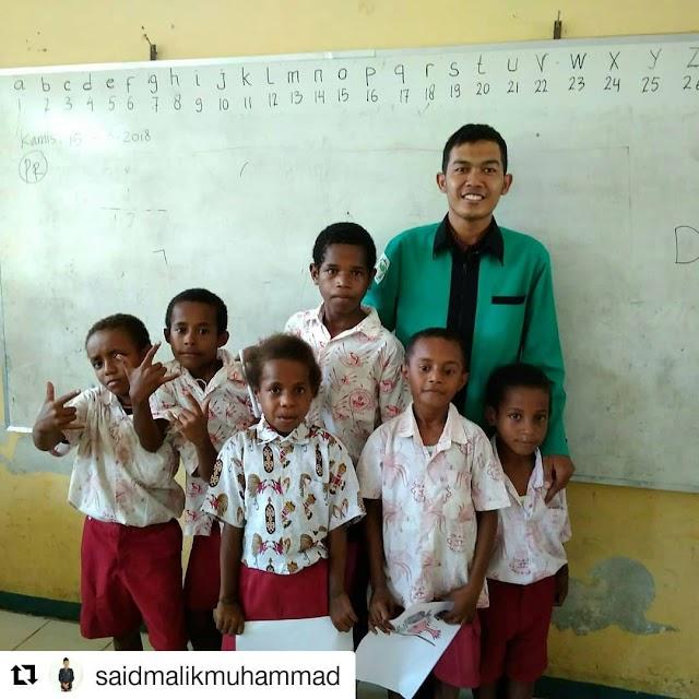 Pengabdian Masyarakat Mahasiswa MPI di Papua