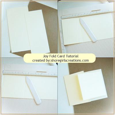 Joy Fold Cards