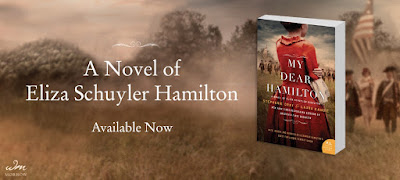 Release Day Launch — My Dear Hamilton by Stephanie Dray & Laura Kamoie + Giveaway (US/CA)