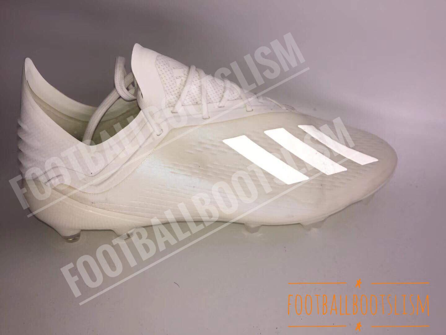 new style a44de 1c104 Adidas X 18.1 Boot Spectral Mode Pack Cleats - Whiteout