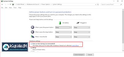 Cara Mempercepat Booting Windows 10 Lemot