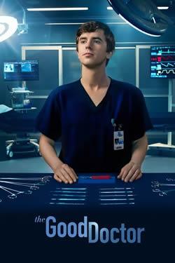Capa Terceira Temporada de The Good Doctor