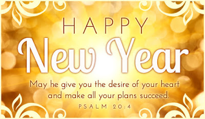 Christian Happy New Year 2017 Messages