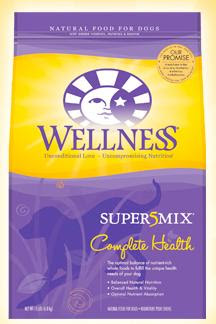 Wellness Complete Health Natural Dry Dog Food Ingredients