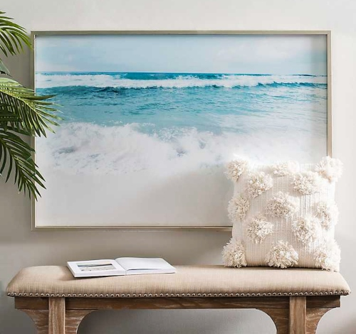 Framed Ocean Art